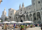 Popes palace of Avignon